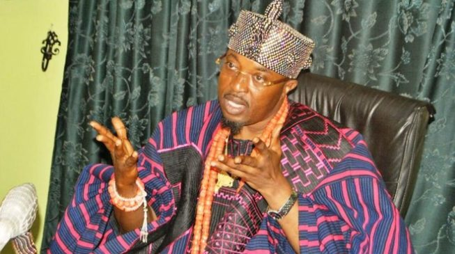 Oluwo asks Yoruba monarchs to renounce membership of secret societies