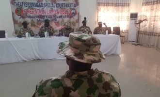 Air force dismisses officer who raped 14-year-old IDP