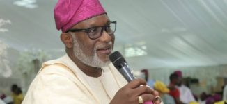 Akeredolu recovers from COVID-19 — after six days in isolation