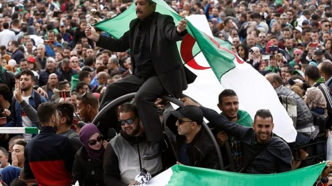 Algeria fixes  July 4 for presidential election