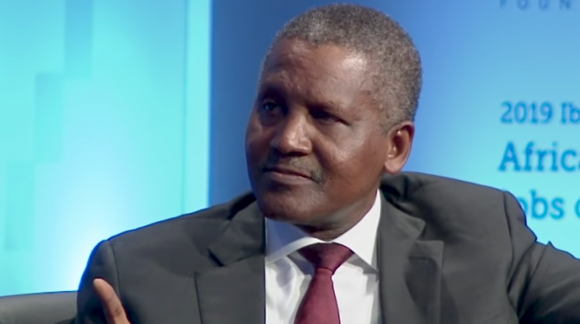 Dangote: Power sector hindering Nigeria's economic growth