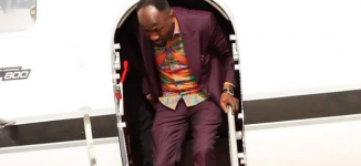 TRENDING: Apostle Suleman acquires private jet