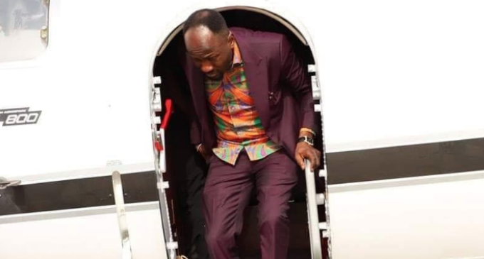 What does Adeboye think of Apostle Suleiman?