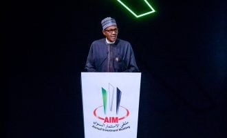President Buhari promises outsiders what Nigerians do not have