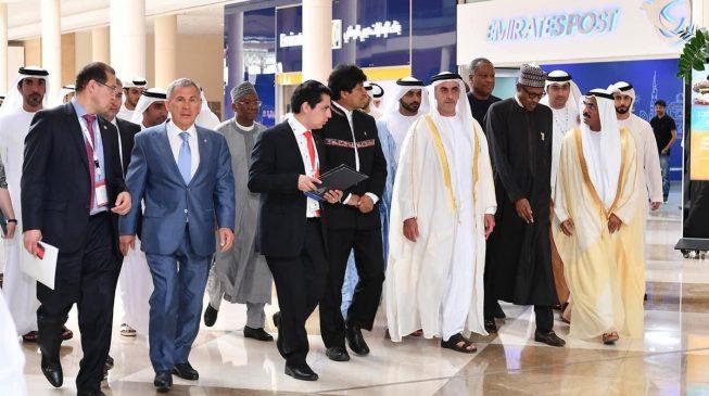 'Come to Nigeria and prosper' — Buhari woos UAE investors