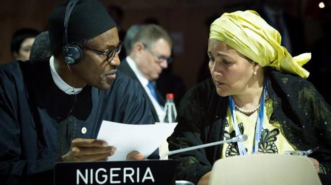 Amina Mohammed: A woman will succeed Buhari in 2023 (video)