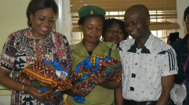 Inmate delivered of twins in Calabar Prison