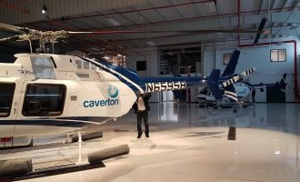 Caverton embarks on digital transformation with Ramco aviation