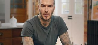 WATCH: David Beckham campaigns against malaria in 'Yoruba, eight other languages'
