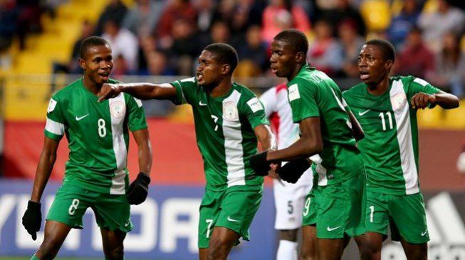 U17 Afcon: Nigeria's Eaglets edge Tanzania in nine-goal thriller