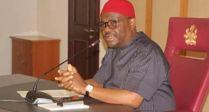EXTRA: I'm tired of being governor, says Wike
