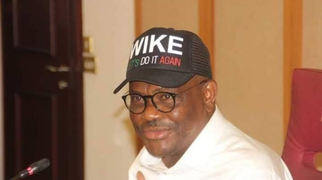 Wike, the GOC and oil bunkering