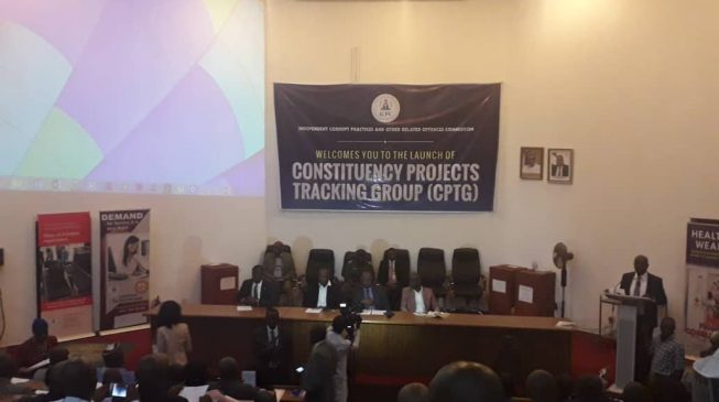 ICPC launches constituency projects tracking initiative