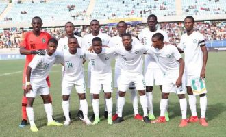 Nigeria is the first team to book 2019 FIFA U17 World Cup ticket