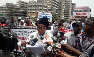 IMN: Anti-terrorism coalition takes protest to UN house