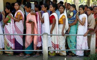 Indians go to the polls