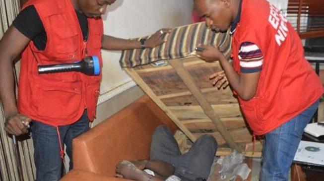 PHOTOS: EFCC nabs 32 'Yahoo Yahoo' boys in Abeokuta