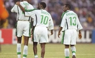 2019 Afcon: NFF appoints Okocha, Kanu, Babangida as scouts, motivational figures for Eagles