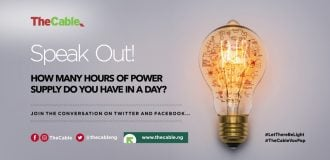 'Not even a flash in 3 weeks', 'We enjoy 20 hours per day in PH' – Nigerians share their experiences on power supply