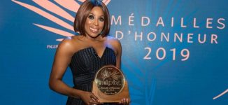 Mo Abudu, EbonyLife CEO, bags Médailles d'Honneur in France