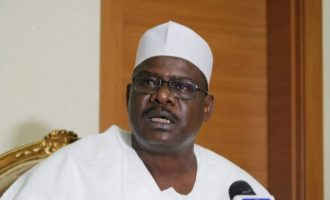 'I stand by my statement on COVID-19 fraud' — Ndume replies Garba Shehu