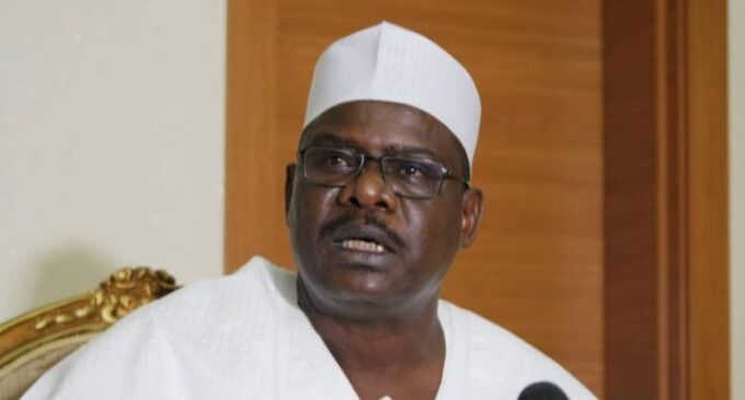 Ndume to Jonathan: You don't know how great you have become in the eyes of your critics