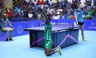 ITTF: Solanke, Mati shine as Nigeria dethrones Egypt in boys' singles
