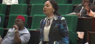 Speakership: Nkeiruka Onyejeocha asks Gbaja to step down for her