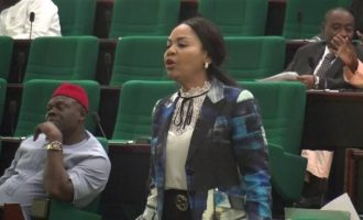 Speakership: Nkeiruka Onyejeocha asks Gbaja to step down for her