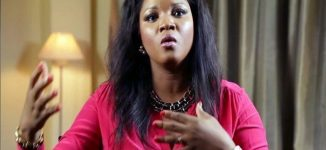 'Nigeria under your watch is hellish' – Omotola Jolade tells Buhari