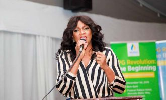 'Those working for clean money will never call Nigeria 'hellish'' — Buhari's aide replies Omotola