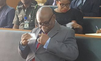 CCT finds Onnoghen guilty, bars him from public office for 10 years