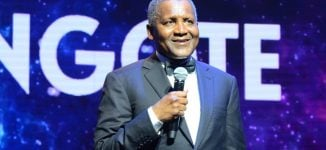 EXTRA: I withdrew $10m just to look at it, says Dangote (video)