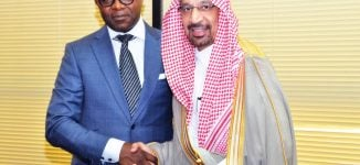 Saudi Arabia 'to build' refinery in Nigeria