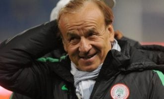 Rohr: Super Eagles Afcon group is a tough one