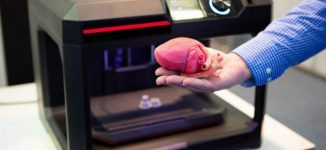 Scientists 'print' world's first 3D heart with human tissue