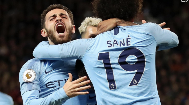 Wolves tear Arsenal as City set record to make Manchester blue