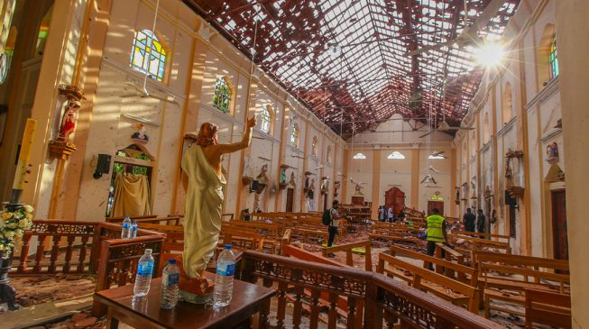 Death toll in Sri Lanka bombings rises to 290