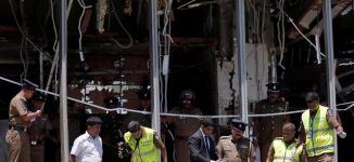 Over 200 killed as bombers hit churches, hotels in Sri Lanka