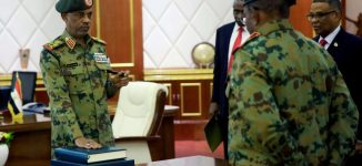 JUST IN: Sudan military bows to pressure, steps down