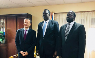 Sahara Energy: We've set up a $600m facility in South Sudan