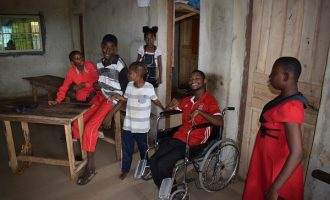 SPOTLIGHT: Food is sold to get diapers for special needs children in this Badagry home