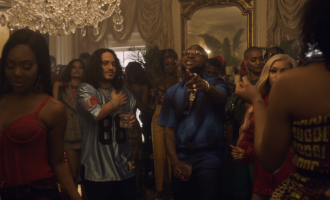 WATCH: Davido teams up with Russ for 'All I Want'