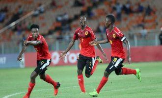 U17 Afcon: Golden Eaglets lose bronze medal to Angola