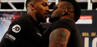 Fight in doubt as Joshua's challenger fails drug test