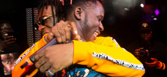 LIVE STREAM: Burna Boy, Mr Eazi set to shutdown Coachella 2019