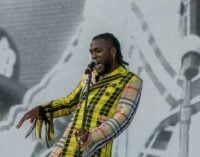 Burna Boy: I'll donate earnings from S'Africa concert to victims of xenophobia
