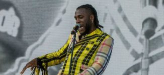 WATCH: Burna Boy, Mr Eazi thrill fans at 2019 Coachella festival
