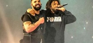WATCH: Drake promises new song with J Cole at London show