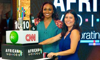 PROMOTED: CNN has bridged communication gap through 'African Voices', says Bella Disu, Glo executive vice chairman